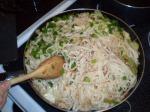 add udon e spring onion