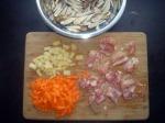 cut ingredient