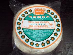 gyoza pastry