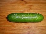 salt cucumber