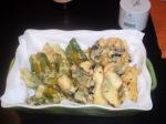 tempura is ready