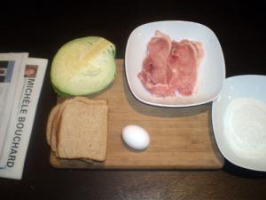 tonkatsu ingredient