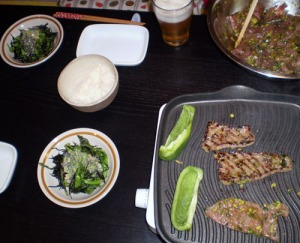 10th dinner