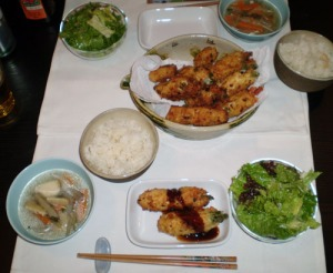 5th dinner