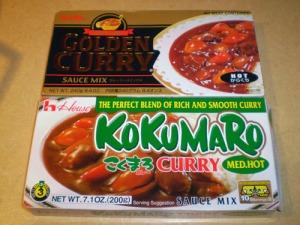 curry sauce mix