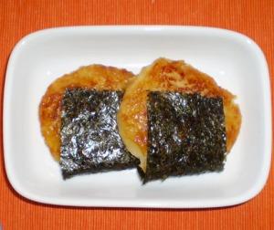 Jagaimo mochi