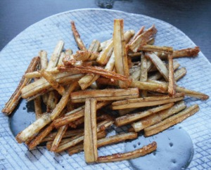 Gobou fries